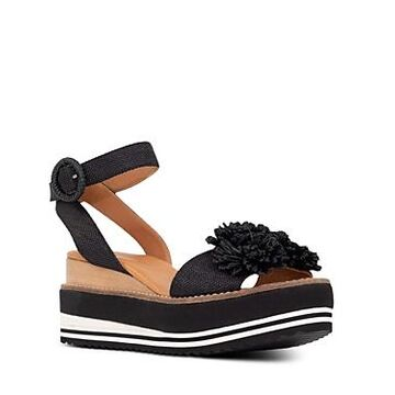 Andre Assous Women's Carlee Wedge Sandals