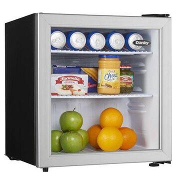 Danby 1.6 cu. ft. Glass Door Commercial Refrigerator