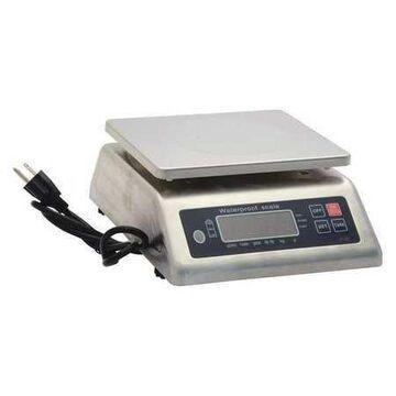 VESTIL SSDSC-66 Parts Scale 66 lb. Capacity