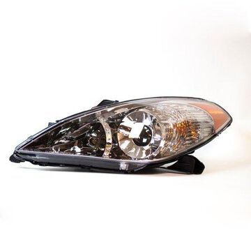 TYC 20-6516-00 Headlight Assembly for TO2502152 Partslink xv
