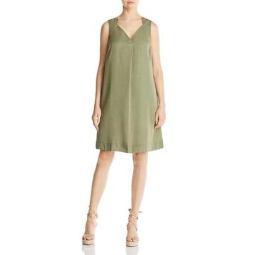 Foxcroft Womens Party Sleeveless Mini Dress