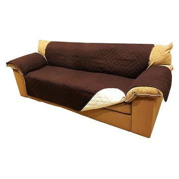 ALEKO Brown Pet Friendly Sofa Furniture Protector