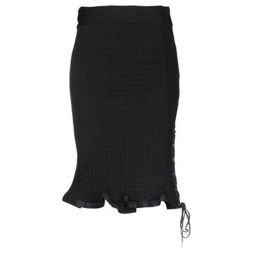 PACO RABANNE Knee length skirt