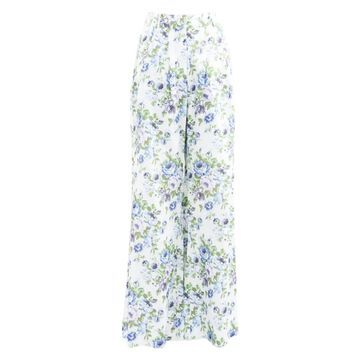 Zimmermann Blue Linen Trousers