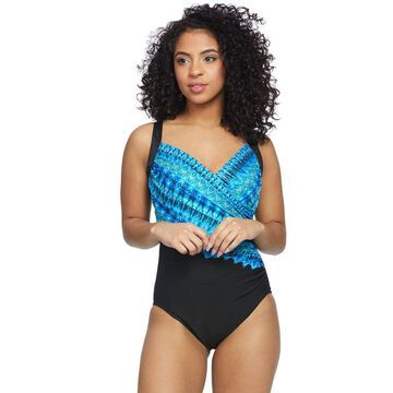 Miraclesuit Cabana Chic Sanibel One Piece Swimsuit (DD Cup)