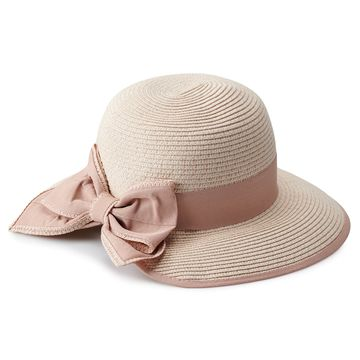 Women's LC Lauren Conrad Face Framer Hat with Bow