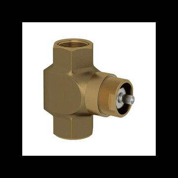 Rohl ZA33BO Cisal Volume Control Rough In Valve Only Valves Rough In