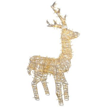 Northlight LED Lighted Reindeer Christmas Decoration