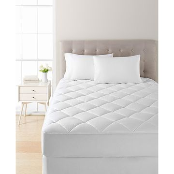 Dream Science Waterproof Queen Mattress Pad by Martha Stewart Collection, Created for Macy's