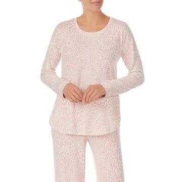 Ellen Tracy Women's 3/4 Sleeve Pajama Top - -