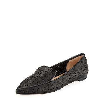 Danica Patterned Loafers
