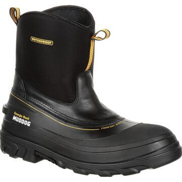 Georgia Boot Muddog Waterproof Work Wellington, #GB00242