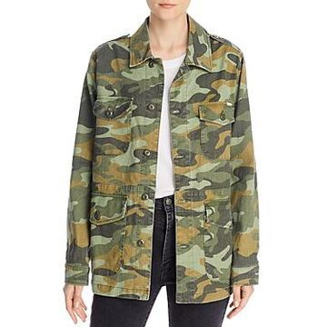 Mother Camo Field Jacket
