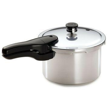 Brand New Presto 01241 4-Quart Aluminum Pressure Cooker