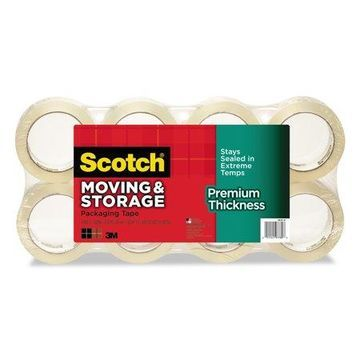 Scotch Moving & Storage Tape Premium Thickness, 1.88