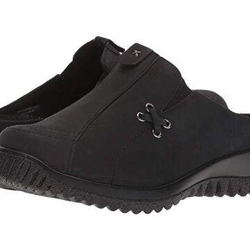 Drew Hannah (Black Nubuck) Women's Shoes