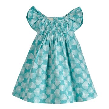 Baby Girls Leaf Dress, Created for Macy's