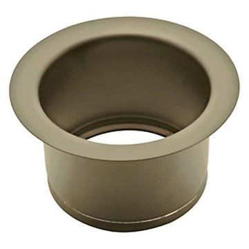 Rohl ISE10082TCB Extended Disposal Flange, Tuscan Brass, 2 1/2