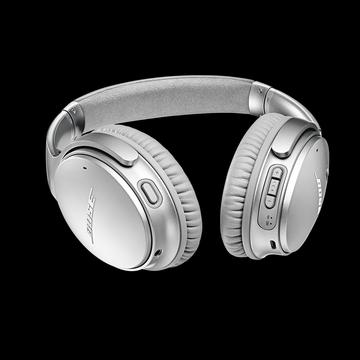 Bose QuietComfort 35 wireless headphones II Silver