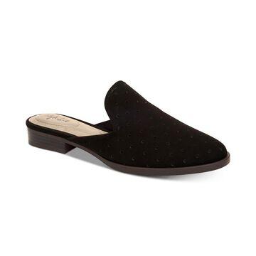 Style & Co. Womens Salina Closed Toe Mules