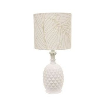 Decor Therapy Pineapple Lamp
