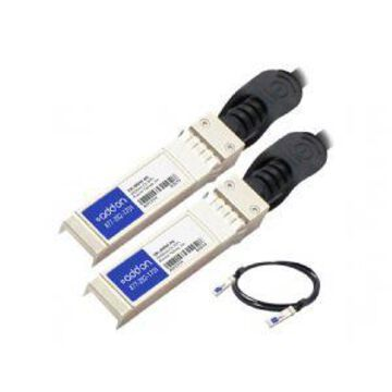 AddOn 5m Voltaire Compatible SFP+ DAC - Direct attach cable - SFP+ to