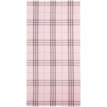 Burberry Scarfs Pink