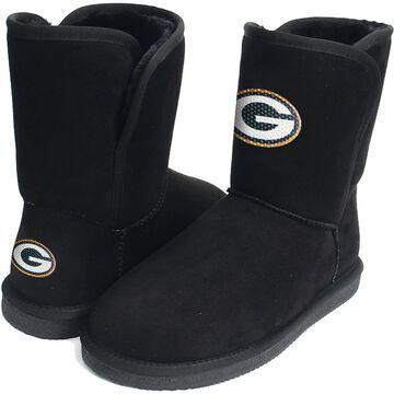 Women's Green Bay Packers Cuce Touchdown Boots