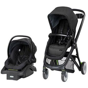Safety 1st Riva 6-in-1 Flex Modular Travel System with Onboard 35 FLX Infant ...