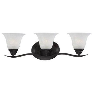 Volume Lighting V5233 Trinidad 3 Light Bathroom Vanity Light