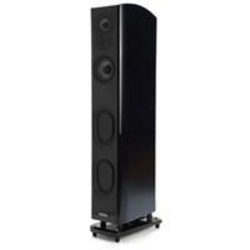 Polk Audio LSiM705 47& Floorstanding Tower Speaker, Single, Midnight Mahogany