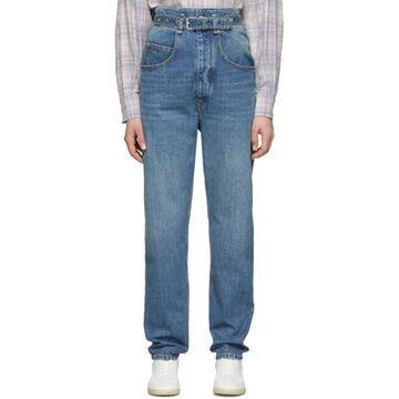 Isabel Marant Etoile Navy Gloria Jeans