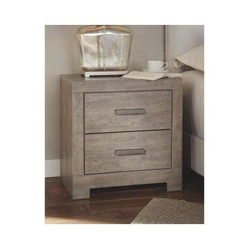 Signature Design by Ashley Culverbach Gray Nightstand