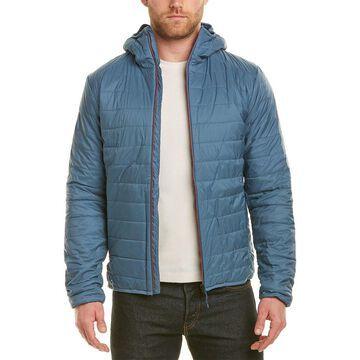 Icebreaker Mens Hyperia Hooded Wool-Blend Jacket