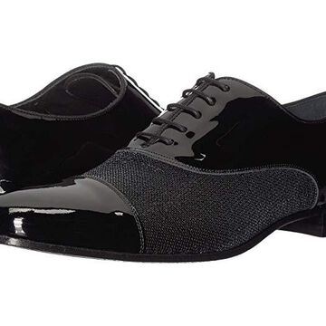 Mezlan Davos (Black) Men's Shoes