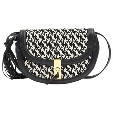 Altuzarra Black Leather Handbag
