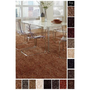 Shaw Swag Luxury Shag Area Rug (9' X 12')