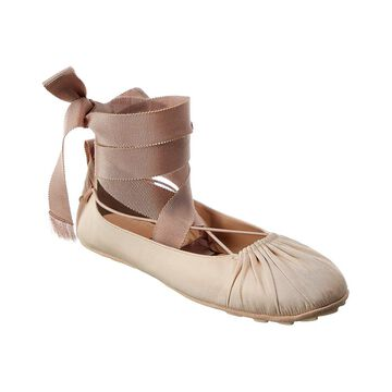 Dior Etoile Ankle Wrap Flat
