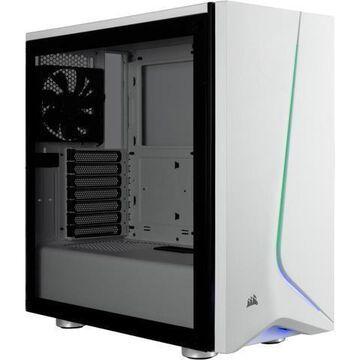 Corsair Carbide Series SPEC-06 RGB CC-9011147-WW White Steel / Plastic / Tempere