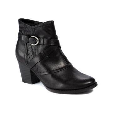 Baretraps Launa Booties Women's Shoes