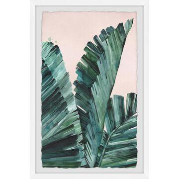 Marmont Hill - Handmade Palmera Framed Print