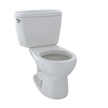 CST743SD-11 Drake Toilet with Insulated Tank, Colonial White