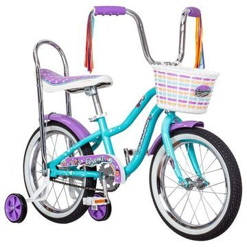 Schwinn Girl's Smart Start Sidewalk Bicycle