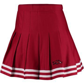 Women's ZooZatz Cardinal Arkansas Razorbacks Rah Rah Cheer Skirt