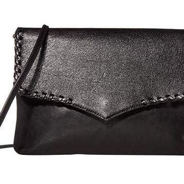The Sak Legend Clutch Crossbody by The Sak Collective (Black) Handbags