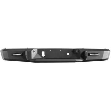 W1658251505 Westin Bumper Rear, steel westin hdx