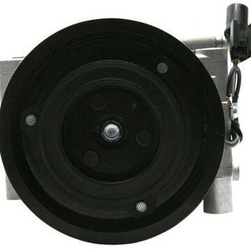 2007 Hyundai Tiburon Delphi AC Compressor, A/C Compressor