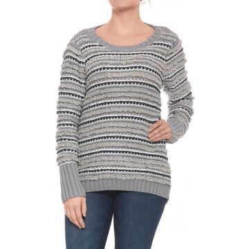 Chaser V-Neck Printed Sweater (For Women)