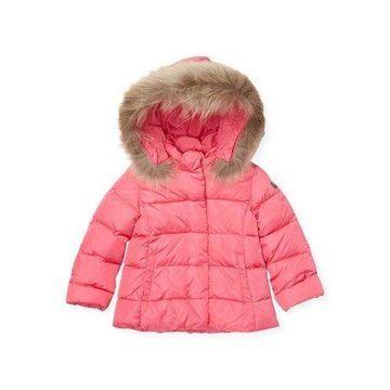 Il Gufo Girls Hooded Jacket