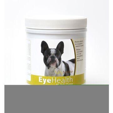 Healthy Breeds 840235145363 French Bulldog Eye Health Soft Chews - 75 Count